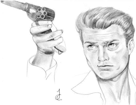 Clint Eastwood por BengtIda